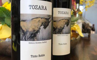 TOZARA – EIN TOLLER TEMPRANILLO AUS SPANIEN