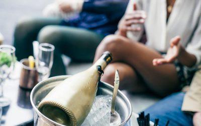 Champagner, Sekt & Co –  prickelnd, elegant und sinnlich!
